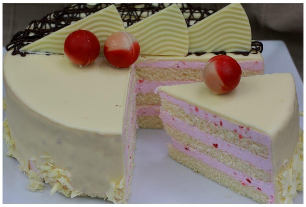 Tort malinowy