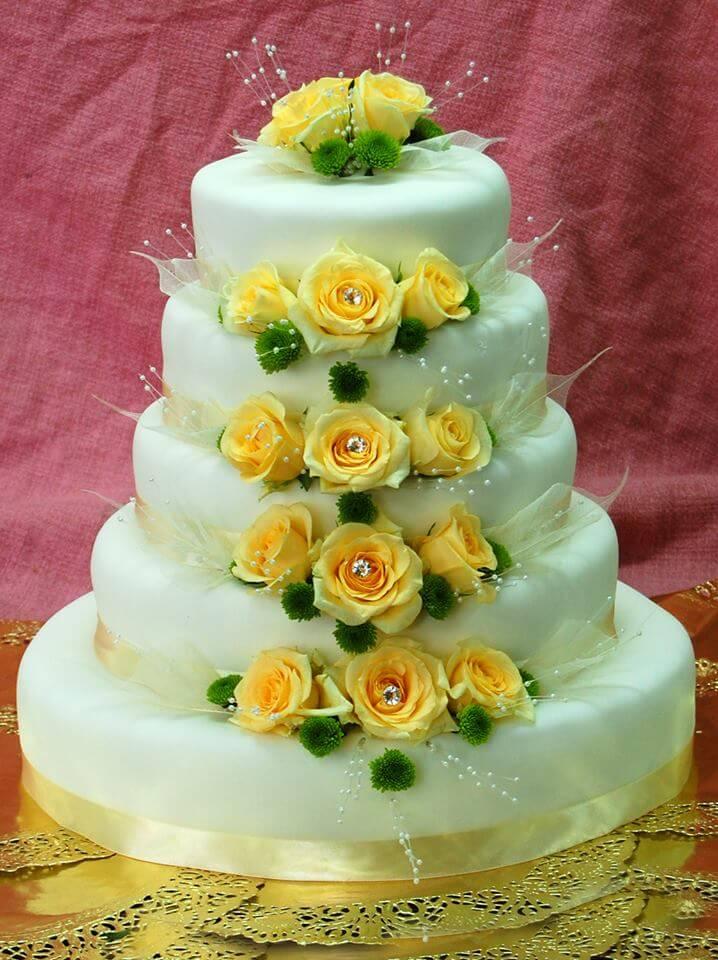 Tort Weselny P015