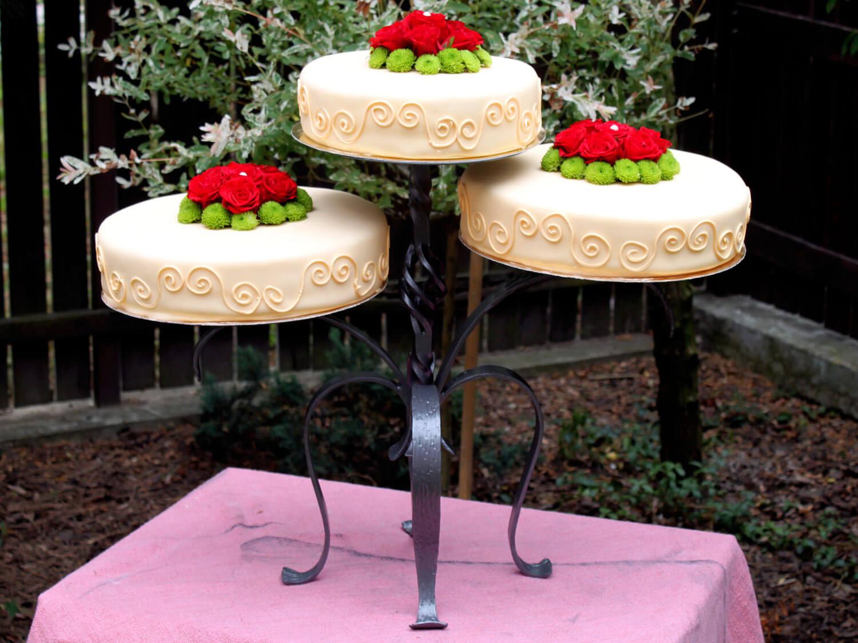 Tort Weselny P028