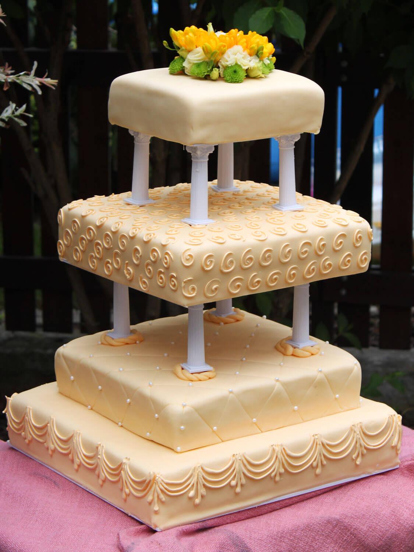 Tort Weselny P030