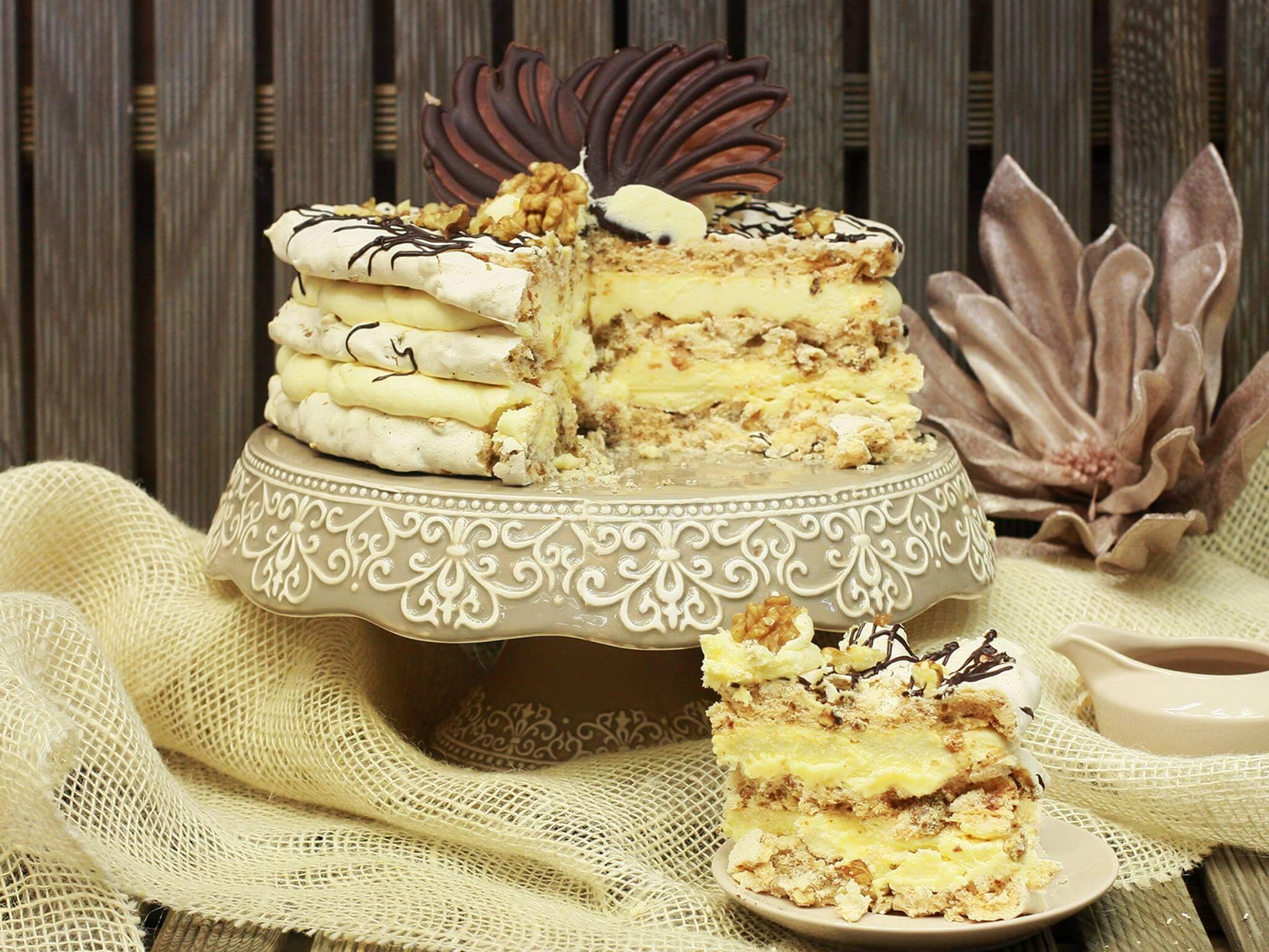 Tort Amalfia premium