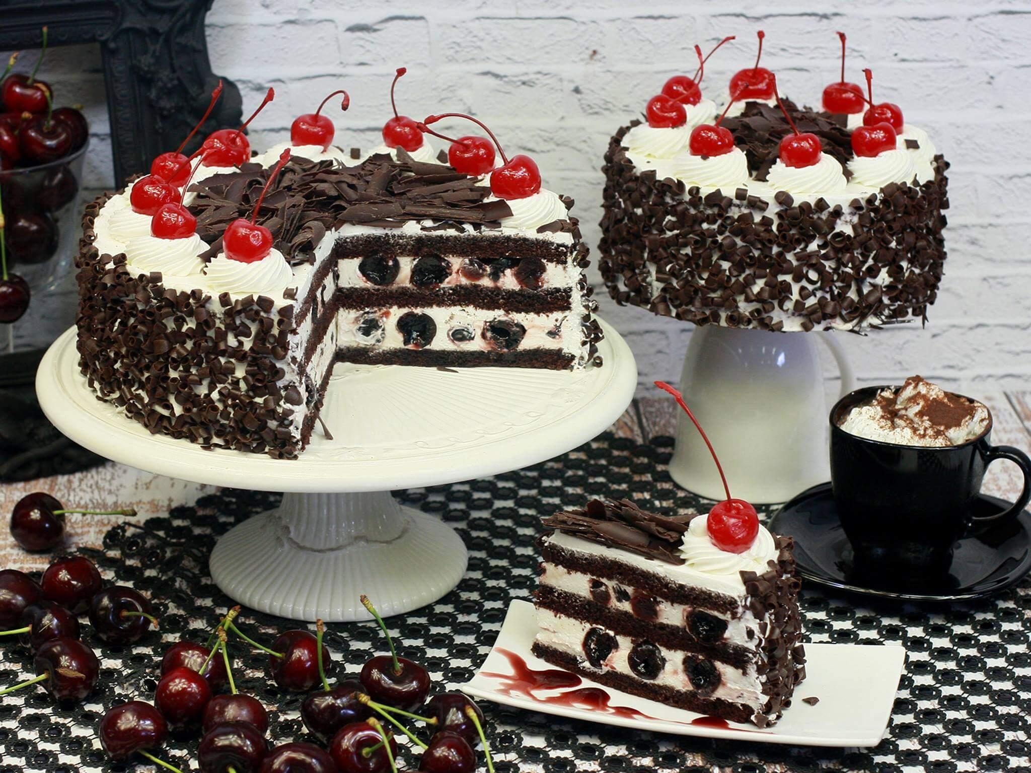 Tort Szwardzwaldzki premium