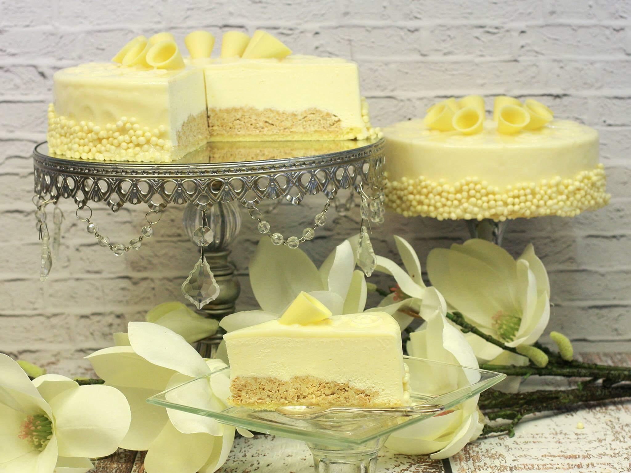 Tort trufla biała premium