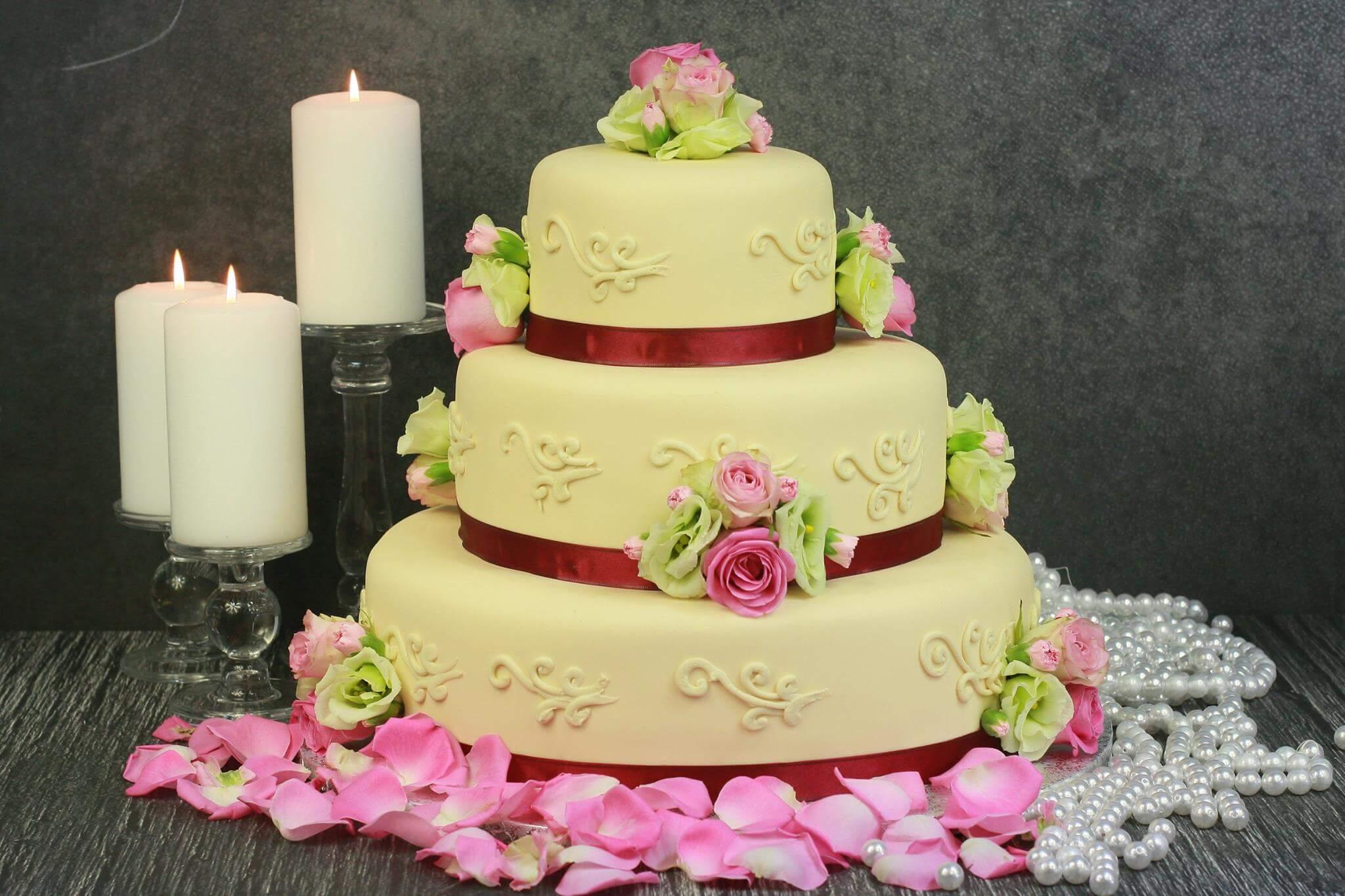 Tort Weselny P102