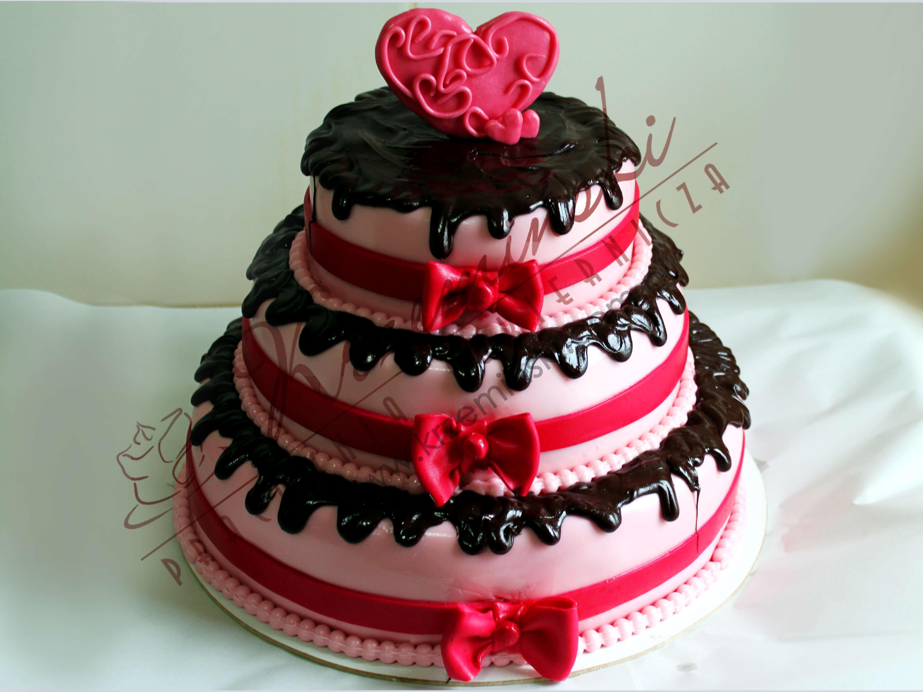 Tort Weselny P069