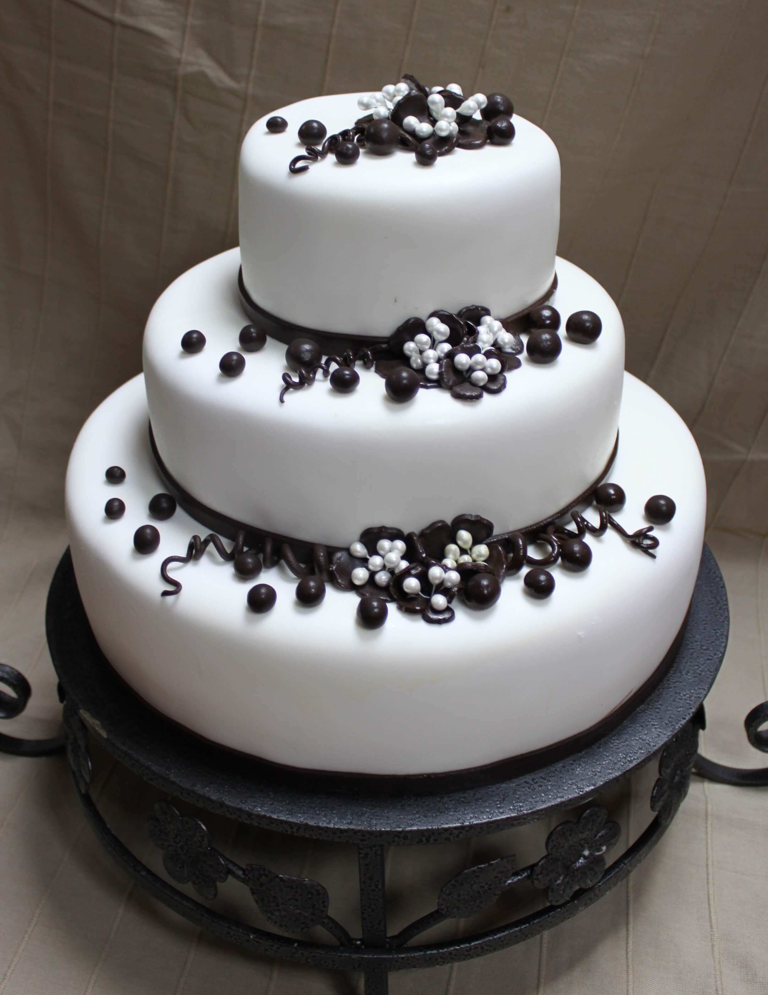 Tort Weselny P072