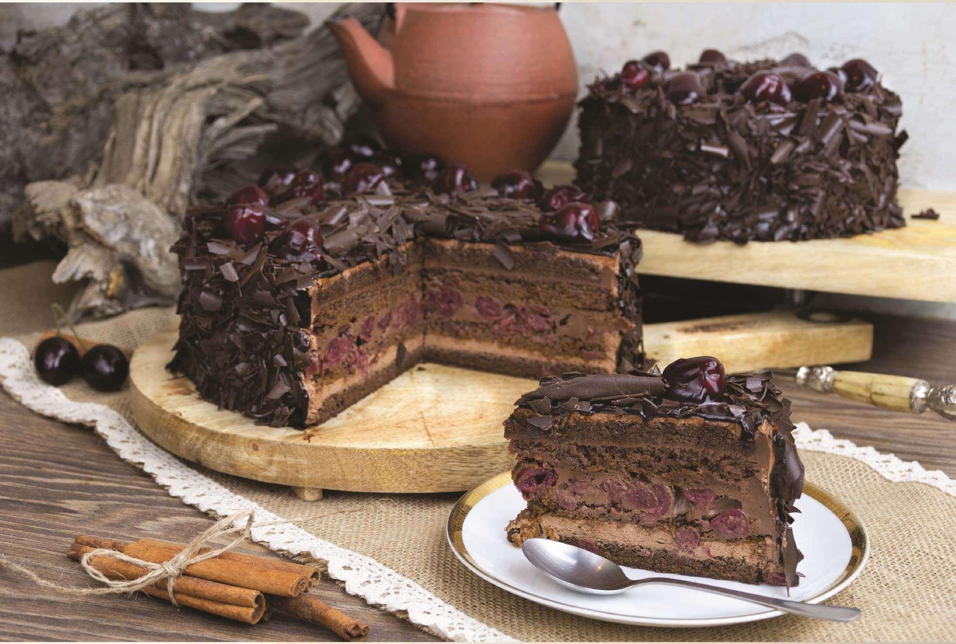 Tort piernikowy premium